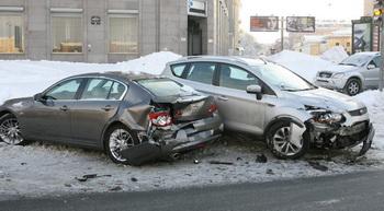 фото после аварии авто