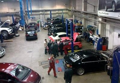 автомобиля ремонт по каско